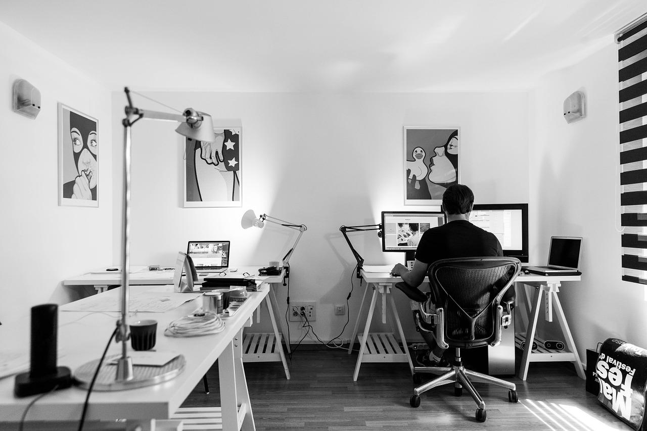 Designate a workplace